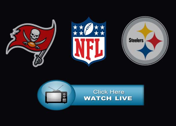 Buccaneers vs Pittsburgh Steelers Reddit Live Stream