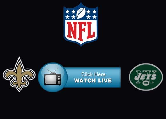 Saints vs Jets Reddit Live Stream