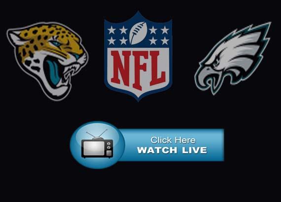 Eagles vs Jaguars Live Stream