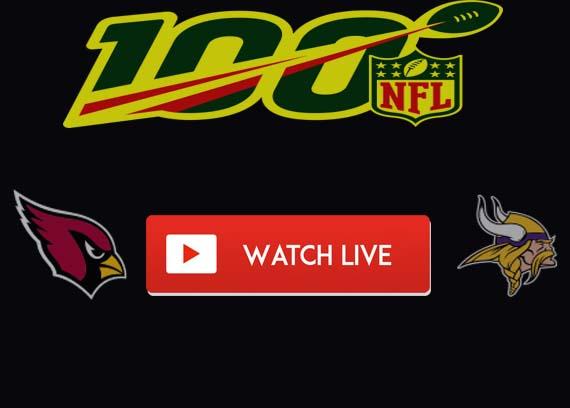 Cardinals vs Vikings Live Stream Reddit