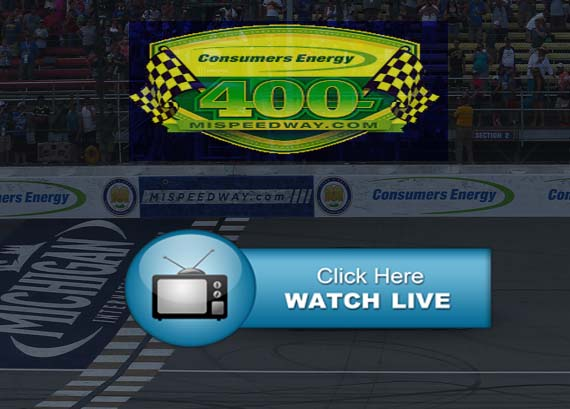 NASCAR Consumers Energy 400 Live Stream