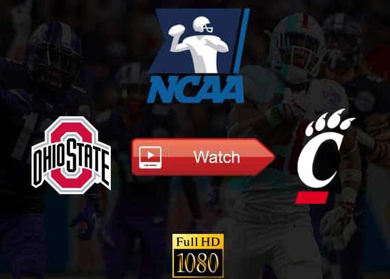 Cincinnati vs Ohio State live stream reddit