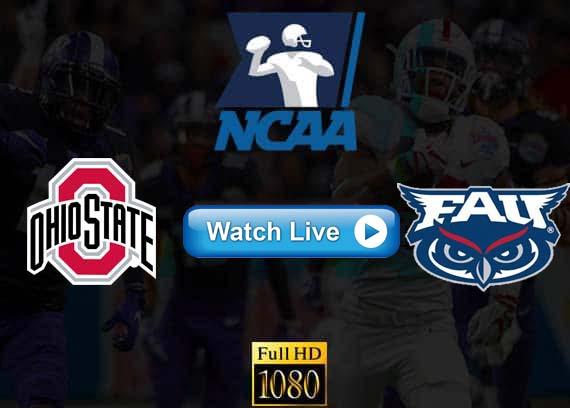 Ohio State vs FL Atlantic live streaming reddit