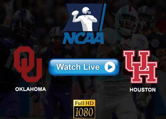 Oklahoma vs Houston live streaming reddit