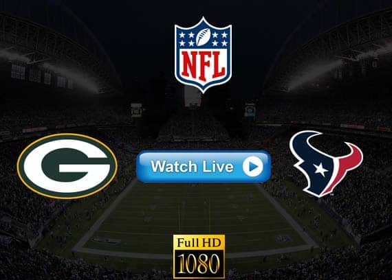 Packers vs Texans live streaming reddit