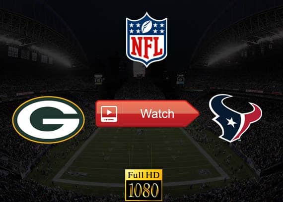 Packers vs Texans live stream reddit