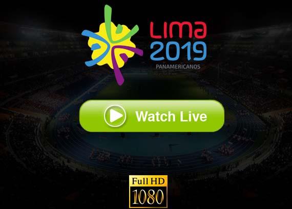 Pan American Games live tv streaming