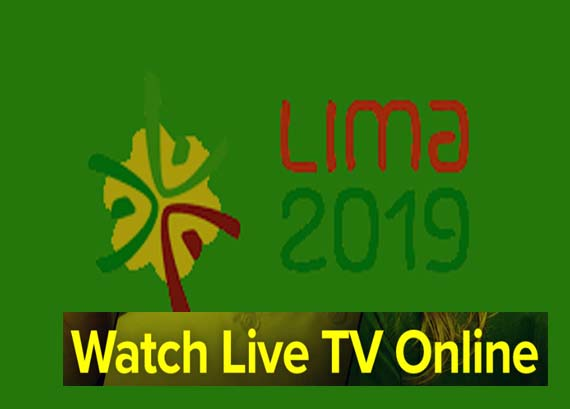 Pan American Games 2019 Live Stream