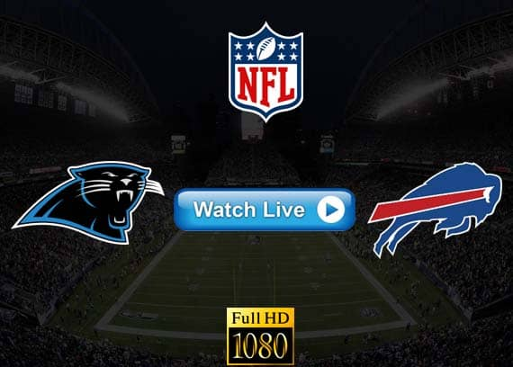 Panthers vs Bills live streaming reddit