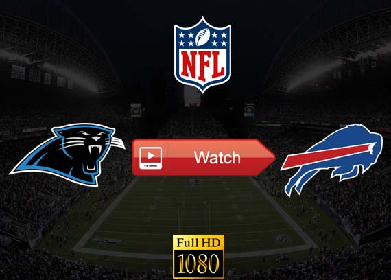 Panthers vs Bills live stream reddit