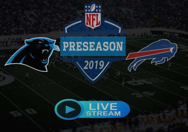 Buffalo Bills vs Carolina Panthers Live NFL Stream