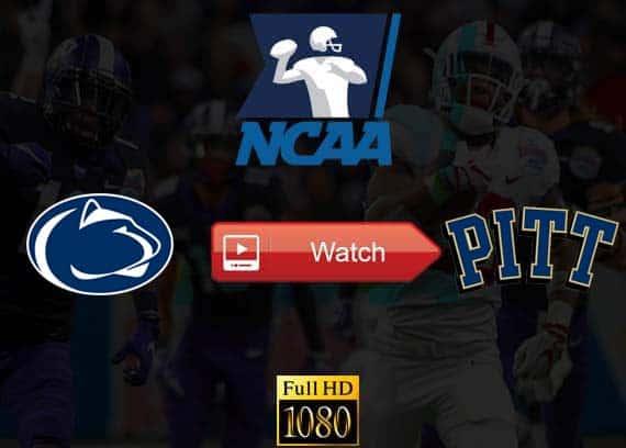 Penn State vs Pittsburgh live stream reddit
