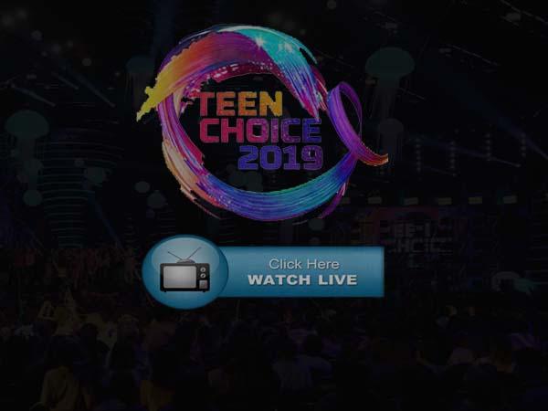 Teen Choice Awards Show live