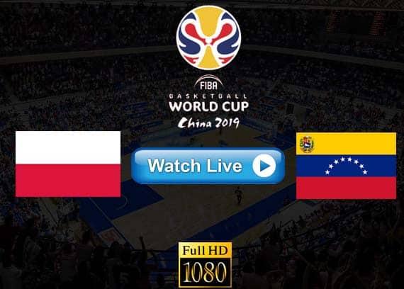 Poland vs Venezuela live streaming reddit