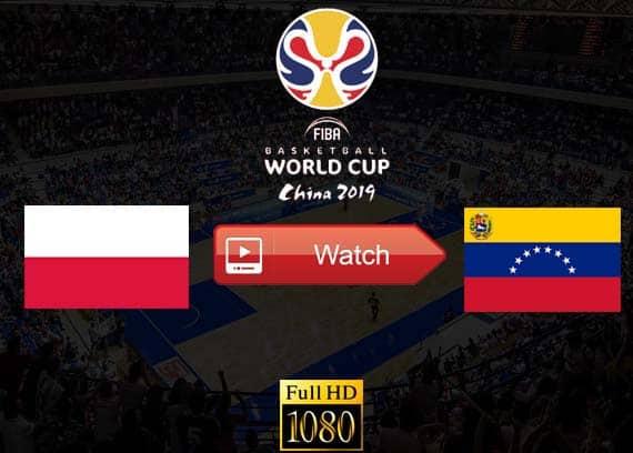 Poland vs Venezuela live stream reddit