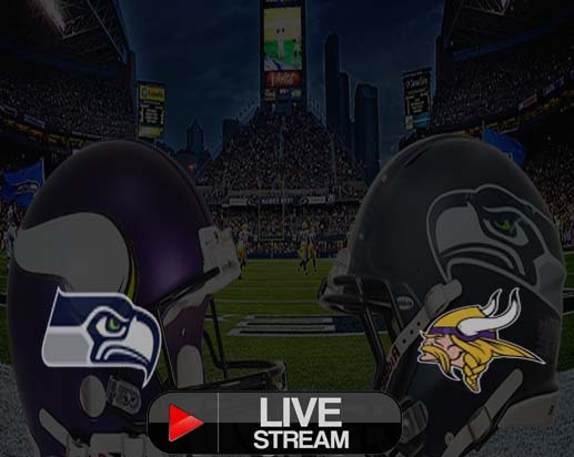 Vikings vs Seahawks NFL Live Stream
