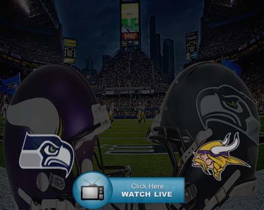 Vikings vs Seahawks NFL Live Stream