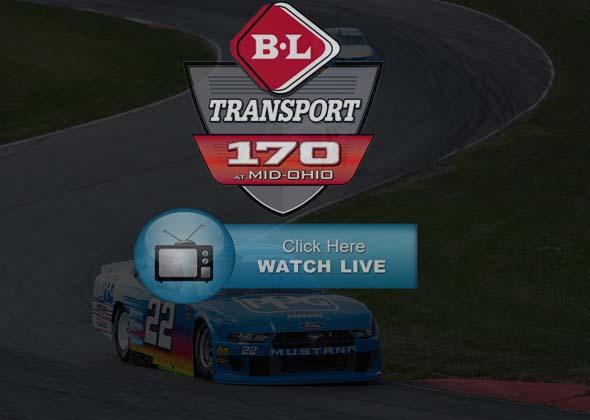 B&L Transport 170 Live Stream