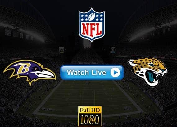 Ravens vs Jaguars live streaming reddit