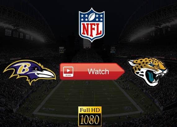 Ravens vs Jaguars live stream reddit