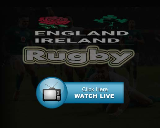 England vs Ireland Live Streaming