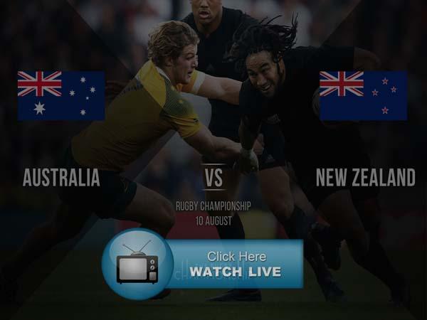 Wallabies vs All Blacks Live Stream