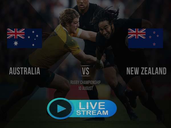 Australia vs New Zealand Live Stream