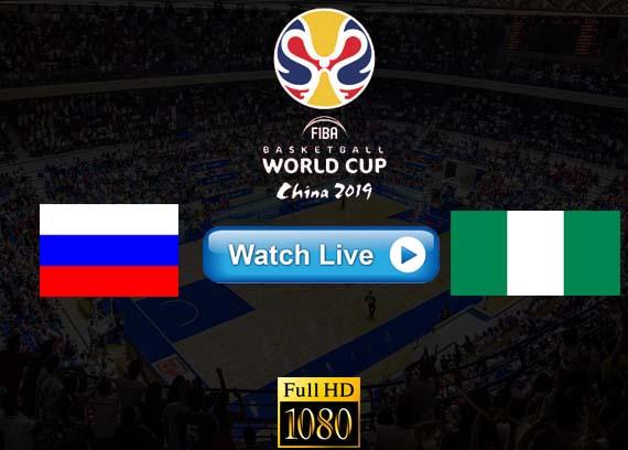 Russia vs Nigeria live streaming reddit