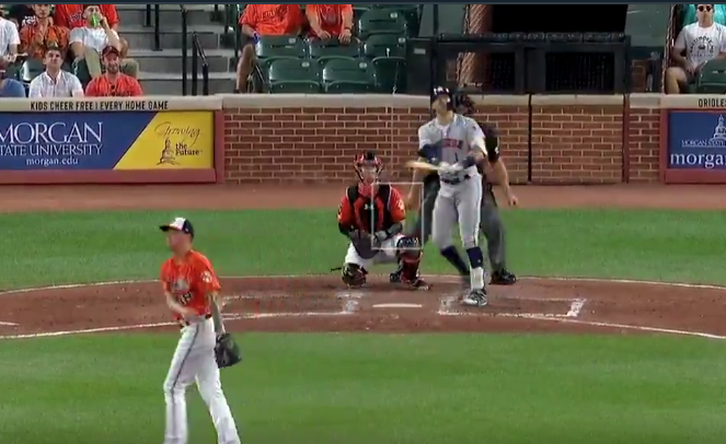 Carlos Correa hits longest home run in Camden Yards history (Video)