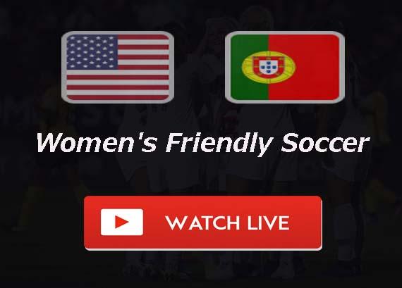 USA vs Portugal Live Stream