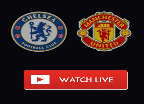 Chelsea vs Man Utd Live Stream Reddit