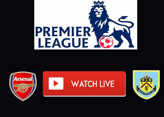 Arsenal vs Burnley Live Stream