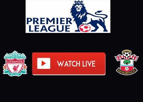Liverpool vs Southampton Live stream