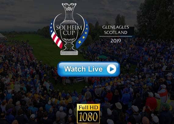 Solheim Cup live streaming reddit