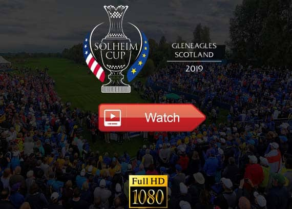 Solheim Cup live stream reddit