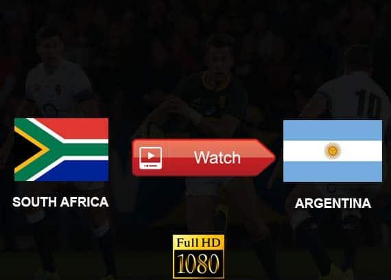 South Africa vs Argentina live stream reddit