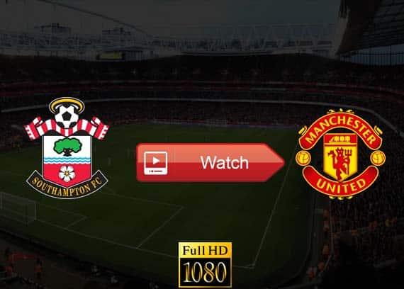 Manchester United vs Southampton live stream reddit
