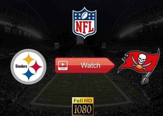 Steelers vs Buccaneers live stream reddit