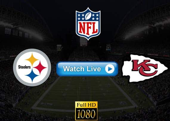 Steelers vs Chiefs live streaming reddit