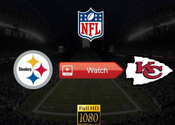 Steelers vs Chiefs live stream reddit