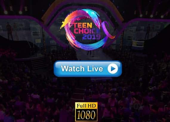 Teen Choice Awards live streaming reddit