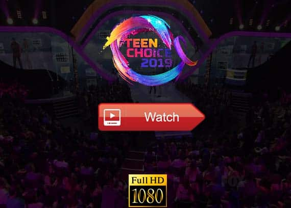 Teen Choice Awards live stream reddit