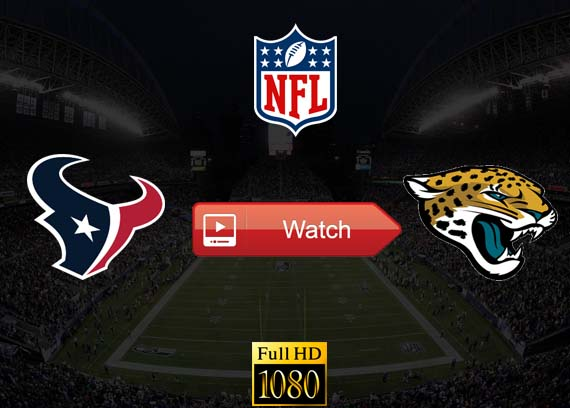 Texans vs Jaguars live stream reddit