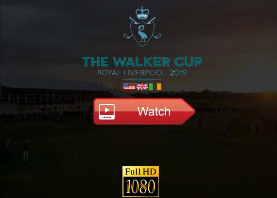 Walker Cup live stream reddit