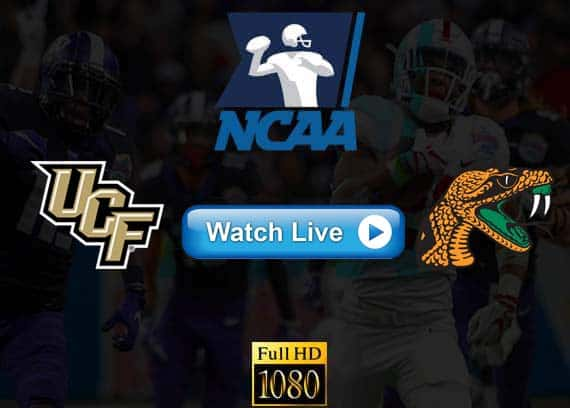 UCF vs Florida A&M live streaming reddit