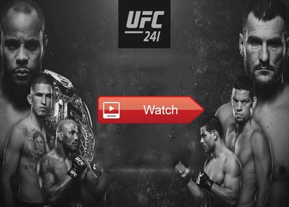 Cormier vs Miocic live stream reddit UFC 241