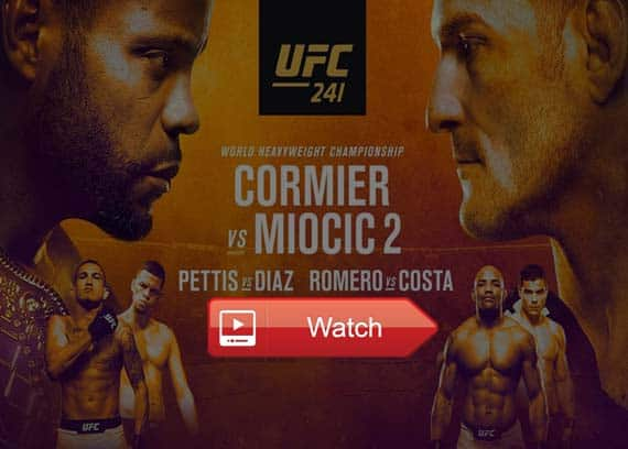 UFC 241 live streaming reddit