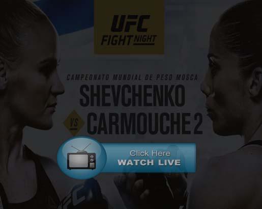 UFC Fight Night 156 Live Stream