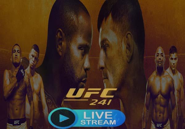 Cormier vs Miocic 2 Live Stream