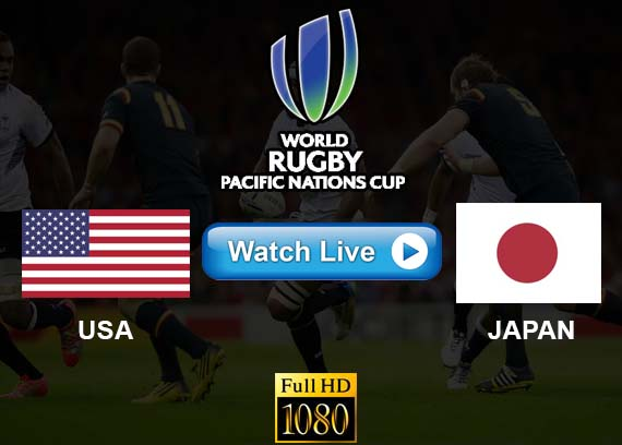 USA vs Japan Pacific Nations Cup 2019 final live streaming reddit